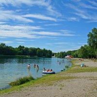 Как хорош он, летний день! :: Galina Dzubina