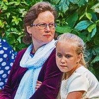 С мамой :: Валерий Симонов