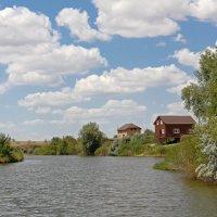 Орловский пруд :: Dr. Olver
