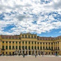 Austria 2017 Vienna Schoenbrunn :: Arturs Ancans
