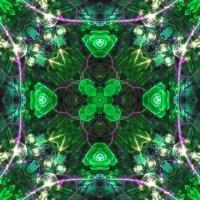 Fractal Kaleidoscope 09 :: Andy Kloxx Foxtronic