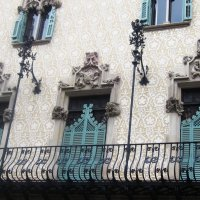 Барселона. Архитектура зданий :: татьяна