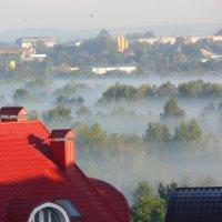 утро :: Богдан Вовк