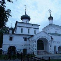 Церковь Рождества Христова в Ярославле :: Natalia Harries