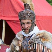 римский знатный воин :: Олег Лукьянов