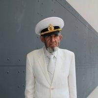 Старый морской волк. :: Senior Веселков Петр