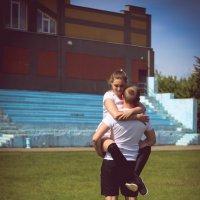 Любовь и футбол :: Юлия Куваева