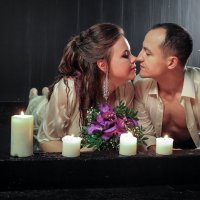 Аква-свадьба :: Наталья