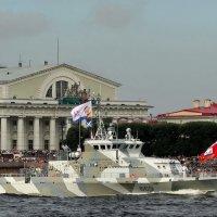 Супер катер. :: Владимир Гилясев