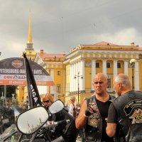Мотофестиваль St.Petersburg Harley® Days 2017 :: Вера Моисеева