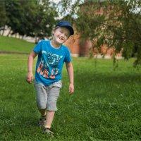 Детство беззаботное :: Светлана Тремасова