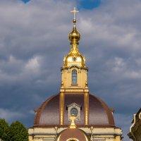 Великокняжеская усыпальница в Петропавловской крепости :: Ruslan