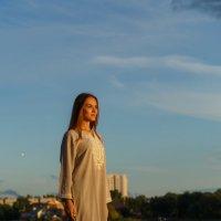 на закате :: Ахметзянова Лилия