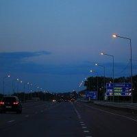 Путь домой :: Татьяна Ломтева