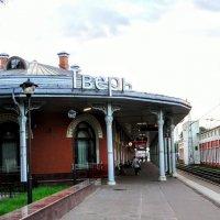 Вокзал в утренний час... :: Иван Нищун