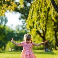 в порыве танца :: Альбина
