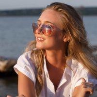 На пляже :: Наталья Колокольцова