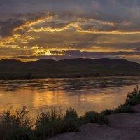 тихая река.. :: Ирина Масальская