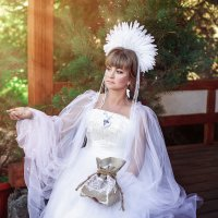 Славянская богиня Лада :: Мария Дергунова