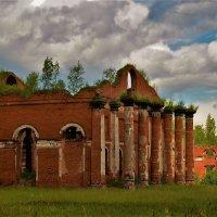 И был прекрасный Храм... :: Sergey Gordoff