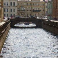 Зимняя канавка. :: Марина Харченкова