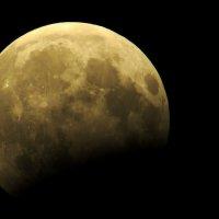 Лунное затмение 07.08.2017 в 21.32.59 :: Natali
