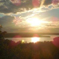 закат :: Светлана Краснова