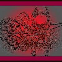 Вино и розы :: Nikolay Monahov
