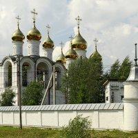 Свято-Никольский переславский женский монастырь :: Тата Казакова