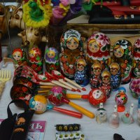 Изделия рязанских народных промыслов :: Александр Буянов