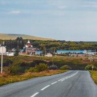Вот моя деревня... :: Олег Архипов
