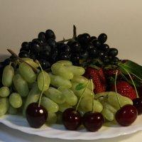 фрукты :: Ксения Мельникова )