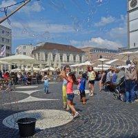 День мира в Аугсбурге - праздник 8 Августа 2017 :: Galina Dzubina