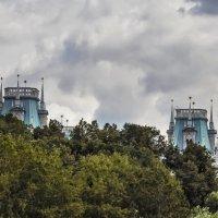 Царицынские башни . :: Va-Dim ...