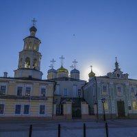 Восход на улице Баумана :: Сергей Цветков