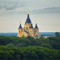 Собор Александра Невского в Нижнем :: Ирина Лепнёва