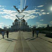 Отражение. :: Александр Бабаев