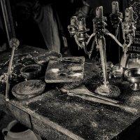В мастерской реставратора 1 :: Алексей Цирятьев