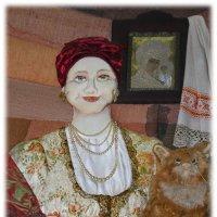 Кустодиевская  муза... :: Tatiana Markova