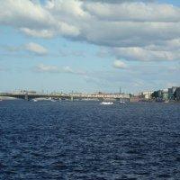 Облака над Невой :: марина ковшова