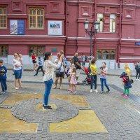 Москва, Центр. Сердце России. :: Игорь Герман