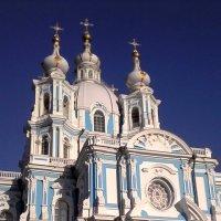 Смольный Собор :: Svetlana Lyaxovich