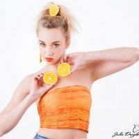 Моя апельсинка :: Юлия Дроздова