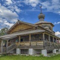 Церковь Святой Троицы :: Сергей Цветков