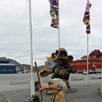 Тролли северных островов :: Ольга