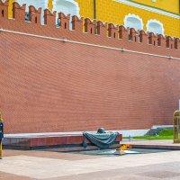 Москва, Центр, Александровский сад. Вечный огонь. :: Игорь Герман
