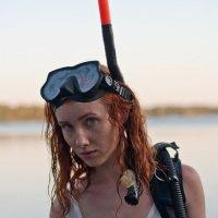 Подводная охота :: Олег Остапенко