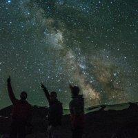 Звездное небо :: Александр Чехановский