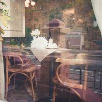 Где-то за стеклом :: Evgenija Enot