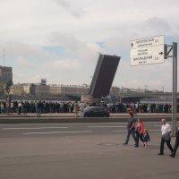 Разведенный Мост :: Svetlana Lyaxovich